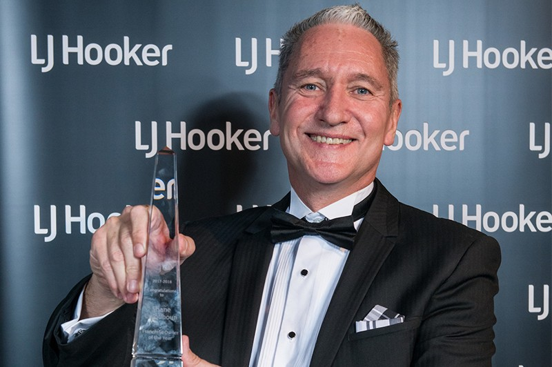 Shane Colquhoun: A Winning Principal
