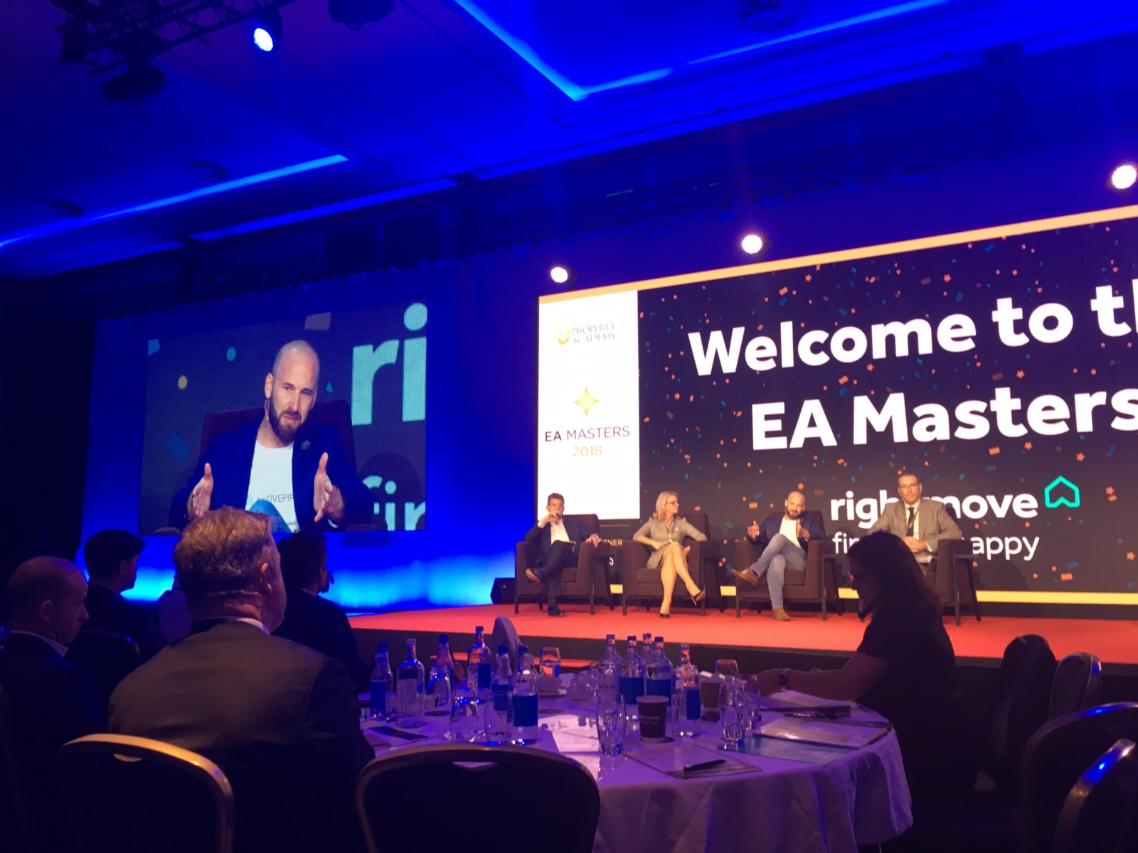 Everything I Learnt at the EA Masters 2018