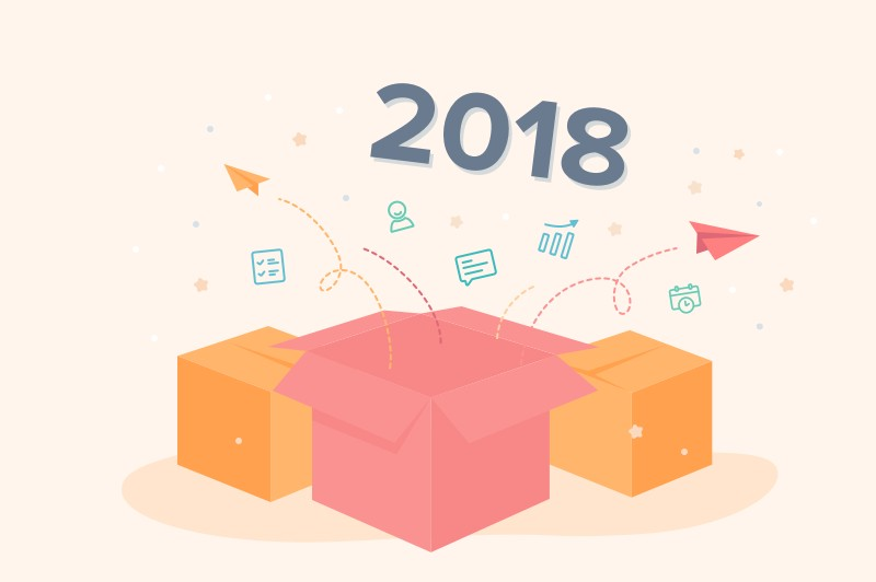 ActivePipe Year in Review, 2018
