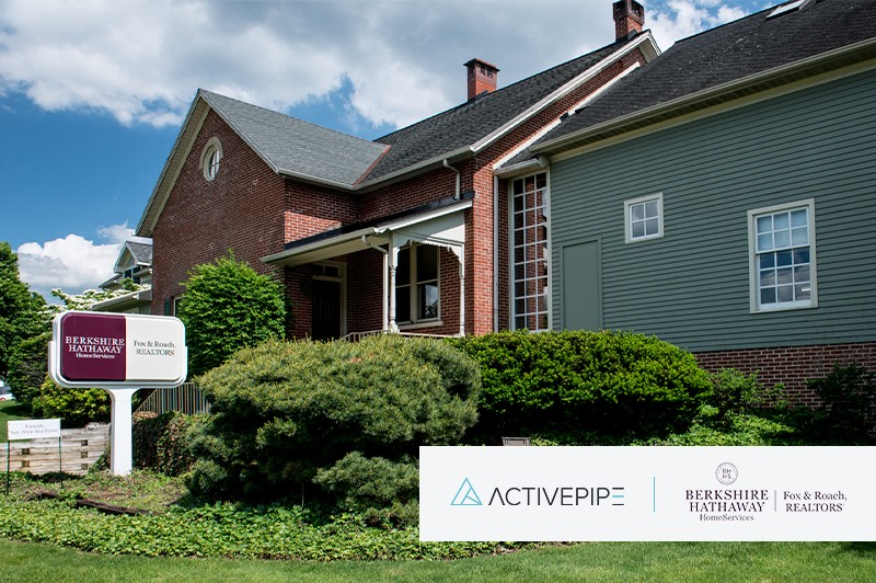 ActivePipe Joins Berkshire Hathaway HomeServices Fox & Roach, REALTORS® in New ACE, Agent Centre for Excellence